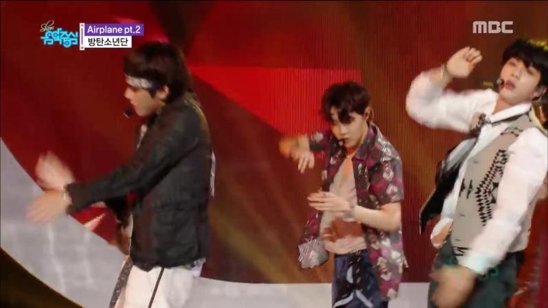 [Comeback Stage] BTS - Airplane pt.2 , 방탄소년단 - Airplane pt.2 Show Music core 201