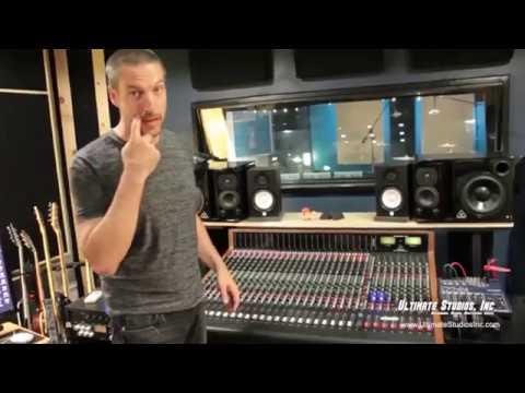 Ultimate Studios, Inc Studio Tour (русский перевод)