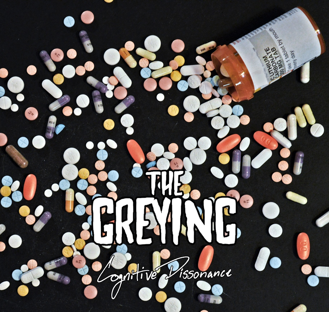 The Greying - Cognitive Dissonance [EP] (2018)