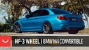Vossen Hybrid Forged HF-3 Wheel | F82 BMW M4 Convertible