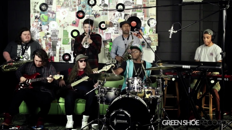 Steady Flow - Inspector Burner - Green Shoe Records Couch Session