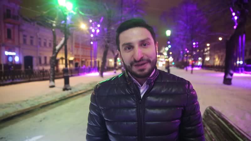 Отзыв Сергея Акопова о Качалке шоуменов