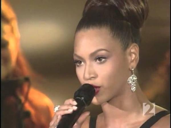 Beyoncé - Listen (live at Oprah)