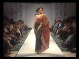 Satya Paul Saree Collection at Kolkata Fashion Week- Part II