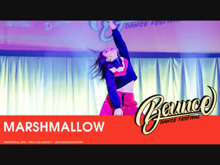 [BOUNCE] DANCEHALL SOLO ADULTS - Marshmallow