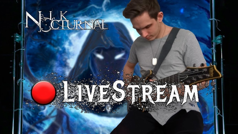 🔴 Learning The New DREAM THEATER Song In Less Than An Hour! - Nik Nocturnal