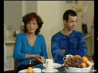 Пока все дома (Первый канал, 09.07.2006) Ольга Дроздова и Дмитрий Певцов