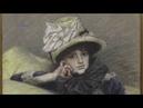 Le petit Palais Paris L'art du pastel de Degas à Redon 2018 Mozart