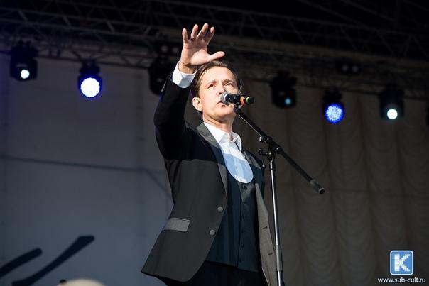 2 июня  2018 г, участие Олега Погудина в фестивале «Петербург live», посвященном 80-летию Владимира Высоцкого, СПт-г DxKwJ8_pTCc