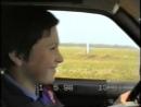 13-ти летний сын на машине
