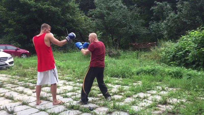 Как боксировать с левшой. 2 часть. О бое Усик - Гассиев.