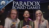 Introducing: Paradox Board Games!