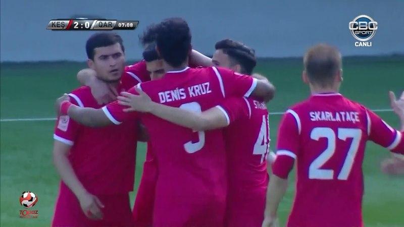 TPL 2017/2018, XXVII tur, Keşlə 3-0 Qarabağ Geniş icmal
