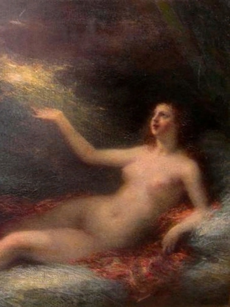 Даная Греческая мифология полна сказаний и легенд о красавицах, которые стали жертвами любвеобильности могущественного Зевса. Царевна Аргоса Даная не стала исключением. Правда, в отличие от