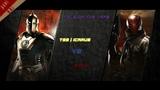 Elite (Red Hood) vs TSS Icarus (Dr.Fate)