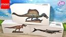Spinosaurus! Mosasaurus! T-Rex! New PNSO 2019 Dinosaur Figures Toys Collection!