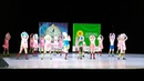 Танец по мотивам мультфильма Тролли √1