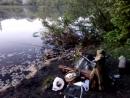 костерок на рыбалке 24 06 18