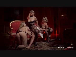 Mia Malkova, Lucy Heart And Anny Aurora - Foursome For A Couple [All Sex, Hardcore, Blowjob, Gonzo]