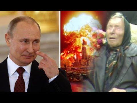 Jezivo Baba Vanga je Ovo Prorekla Putinu i Rusiji - Dolaz 3 Sv.Rat! Biće Puno Žrtava