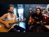 Alcest Live Acoustic performance @ Vacation Vinyl