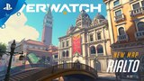 Overwatch - Rialto: New Escort Map | PS4