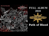 Keepers of Death - Path of Blood (2018) (Melodic Death Metal Thrash Meta)