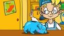 Профессор Почемушкин - Обучающий мультфильм – Как появились деньги? - энциклопедия