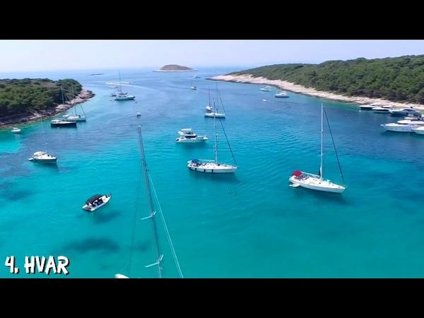 Top 5 Nejkrásnějších míst v Chorvatsku
