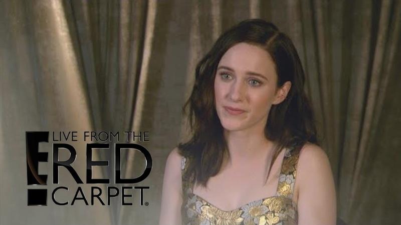 Rachel Brosnahan Dishes on Marvelous Mrs. Maisel Season 2 | E! Live from the Red Carpet