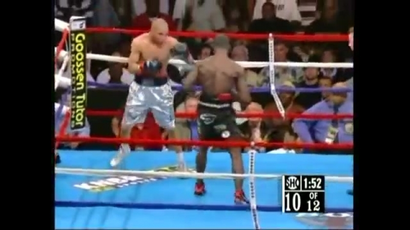 Андре Уорд vs Эдисон Миранда полный бой 16 05 2009
