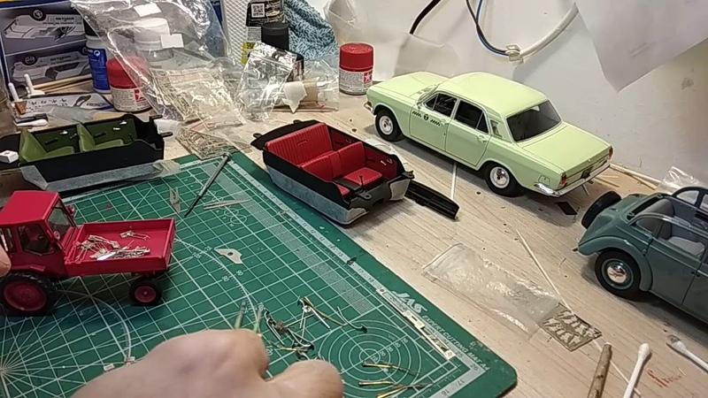 Легендарные советские автомобили ашетт газ 24 конверсия ашетт hachette доработка салона