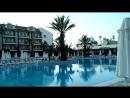 бассейн отеля Барут В Сьютес.Раннее утро