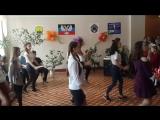 Танец девочек 9-11 классов