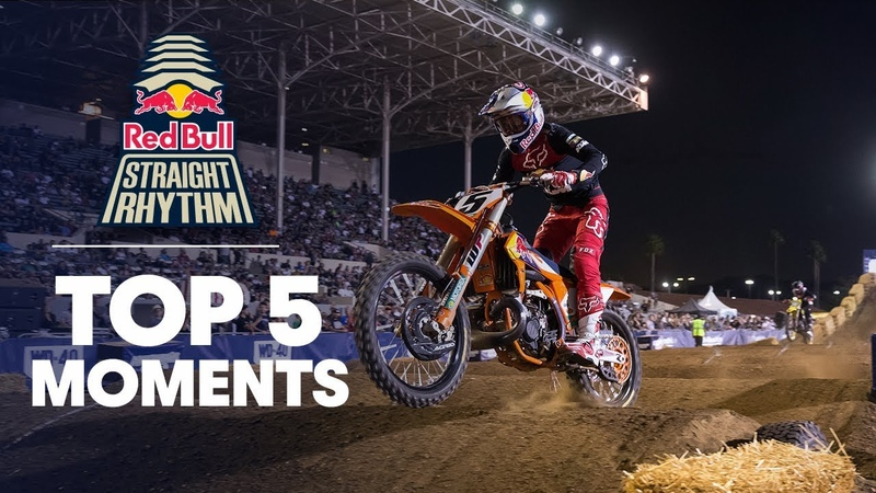 Top 5 Moments | Red Bull Straight Rhythm 2018