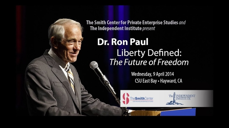 Ron Paul Liberty Defined