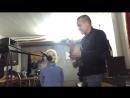 """""""Крематорий"""" по-детски (""""Всадник"""". Аня Левштанова, 7 лет)"""