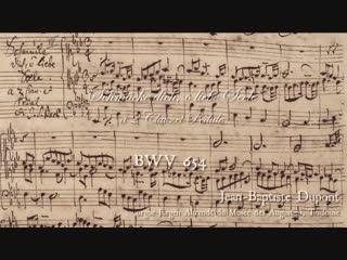 654 J. S. Bach - Chorale