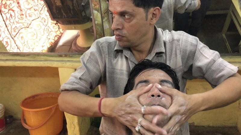 Baba Sens Nephew Bennys Semi Cosmic Upper Body Massage Episode-2 PART-3| 4K