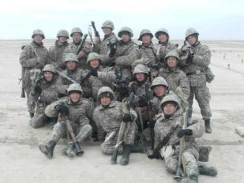 Морская пехота. Черные береты КАСПИЯ 25744 (Разведка 2-10г.)
