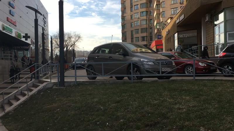 Наземным транспортом от Пятненского шоссе до Щёлковской. Разрушители легенд. 3