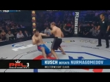 Pavlo Kusch defeats Abubakar Nurmagomedov by Submission in Round 2 earning 5 points