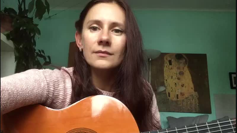 Только в полёте...Nur im  Flug...исполняет Оксана Куст. Der Musiker: Juri Antonow. Der Dichter: A. Kossare