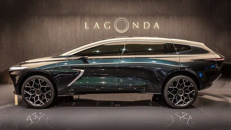 ULTRA LUXURY! Aston Martin Lagonda All-Terrain Concept | Carfection
