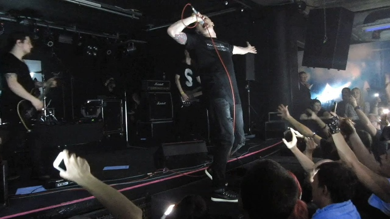 ХЕДШОТ (ex.The SLOE) в клубе Yalta 29.09.18
