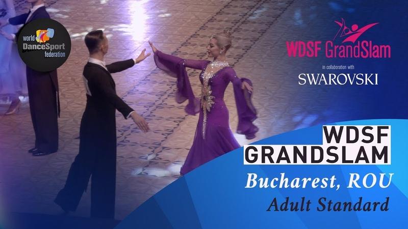 Moshenin - Spitsyna, RUS | 2019 GrandSlam STD Bucharest | R2 SF