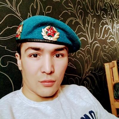 Али Юсубжанов