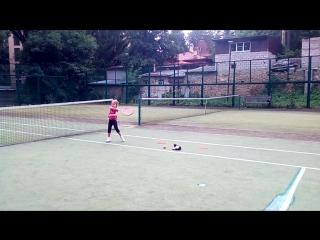 малыши 4-6 лет. тренировки, спорт, большой теннис в кисловодске