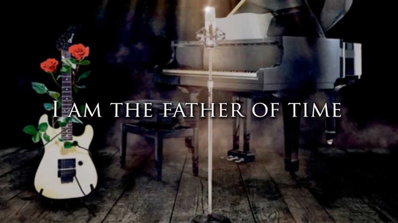 OLIVA - Father Time (2013) official LYRIC video AFM Records