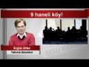Ergün Diler 9 haneli köy! - YouTube